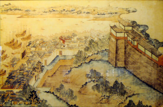 Gallery of Ancient Chinese Paintings