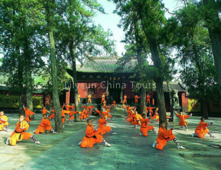 3 Days Xian -Luoyang Tour