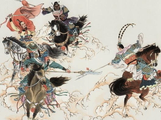 Story of the Three Kingdoms