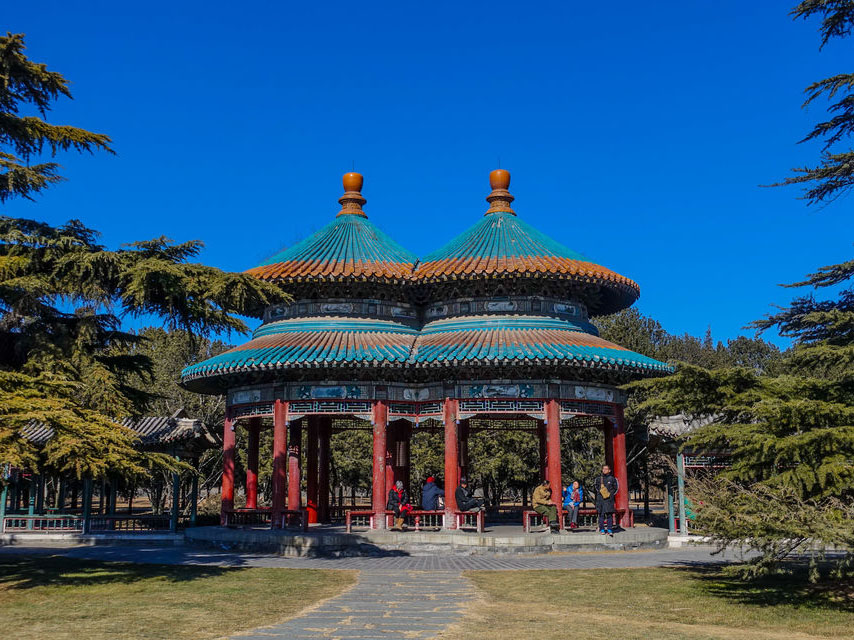 Buildings of the Temple of Heaven